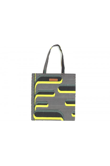 Bag Reflet lime