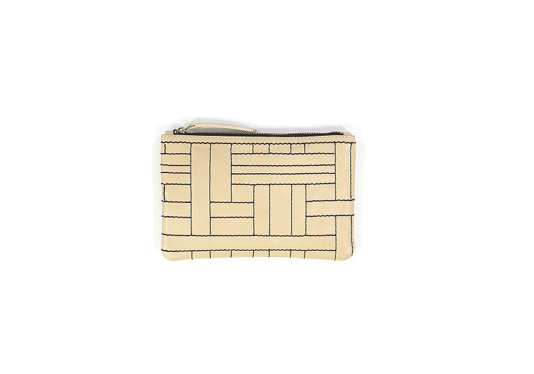 Pochette icone naturel