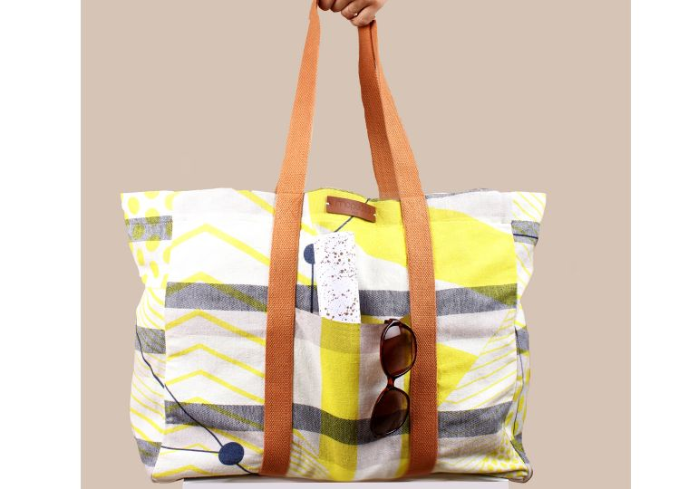 SAC MUSE CITRINE