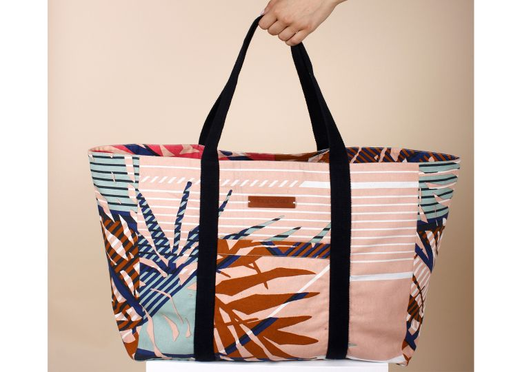 SAC VEGETAL BLUSH