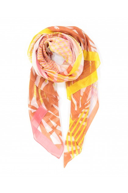 FOULARD SAUVAGE PASSION