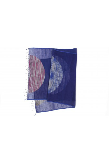 FOULARD SUNSET MARINE