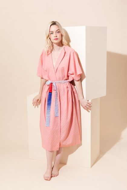 ROBE SCALA ROBE UNIE BLUSH