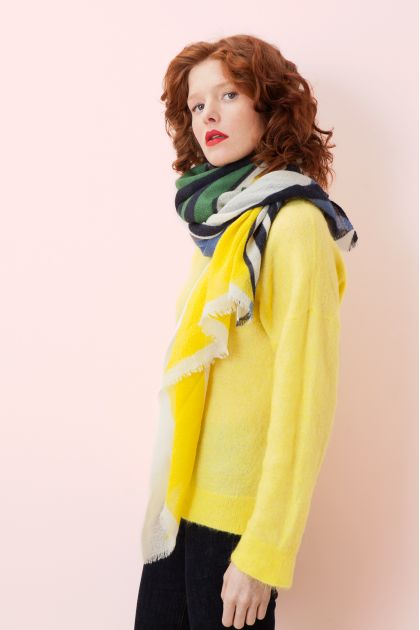 SCARF EPURE LIME