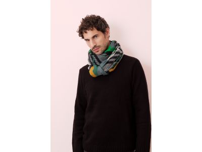 HORSE GREEN SCARF