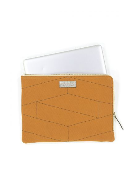 ROSALIE OCHER LAPTOP SLEEVE