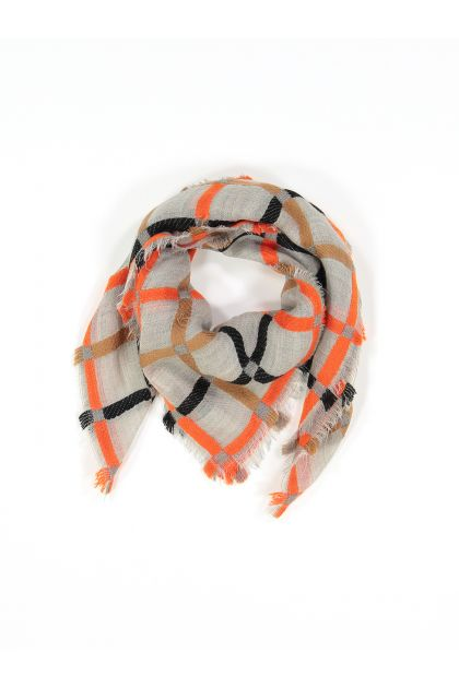 OCTAVE MULTICOLOR SCARF