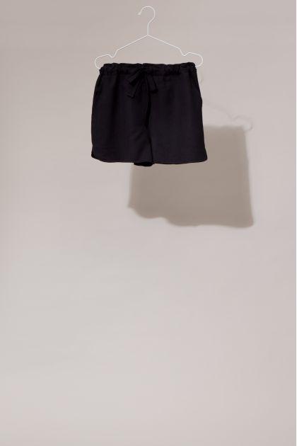 Short MAURICE Uni Noir