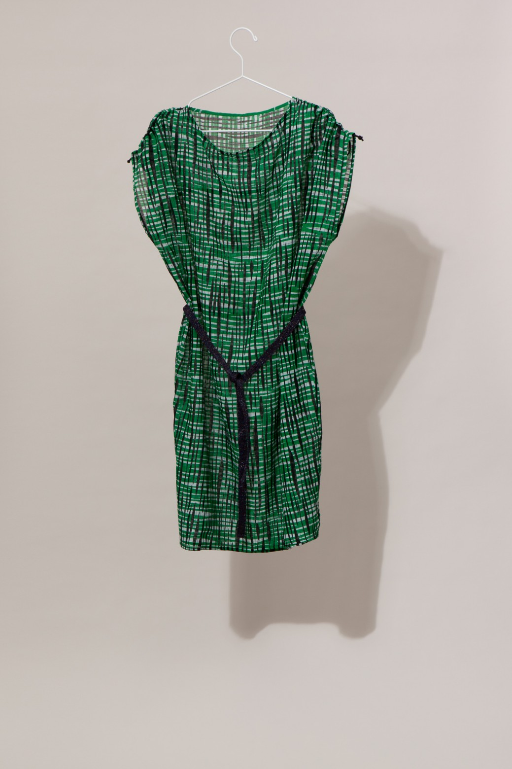 DADA RETRO GREEN DRESS