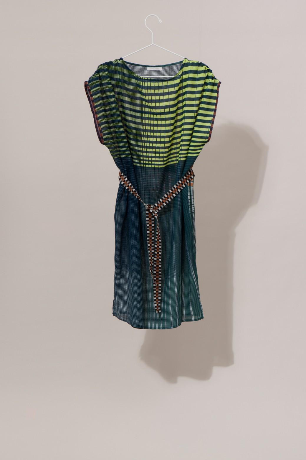 DADA GRADIENT NUIT DRESS