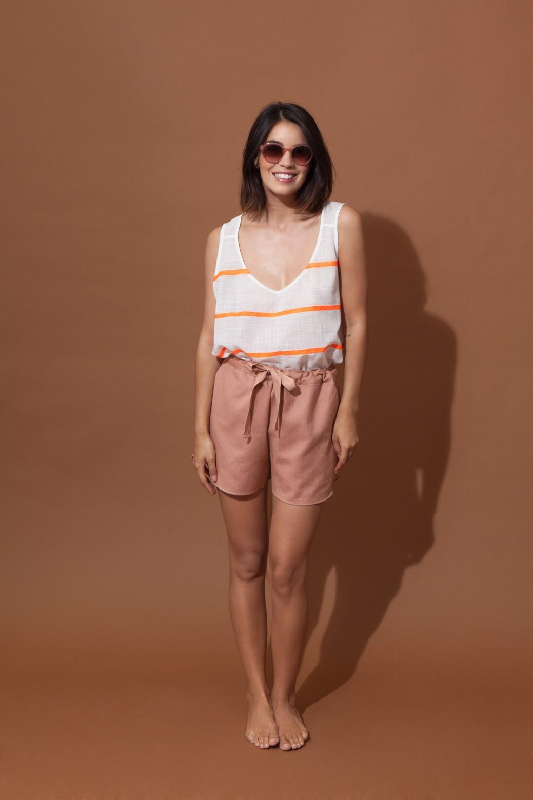 Short MAURICE Uni Blush