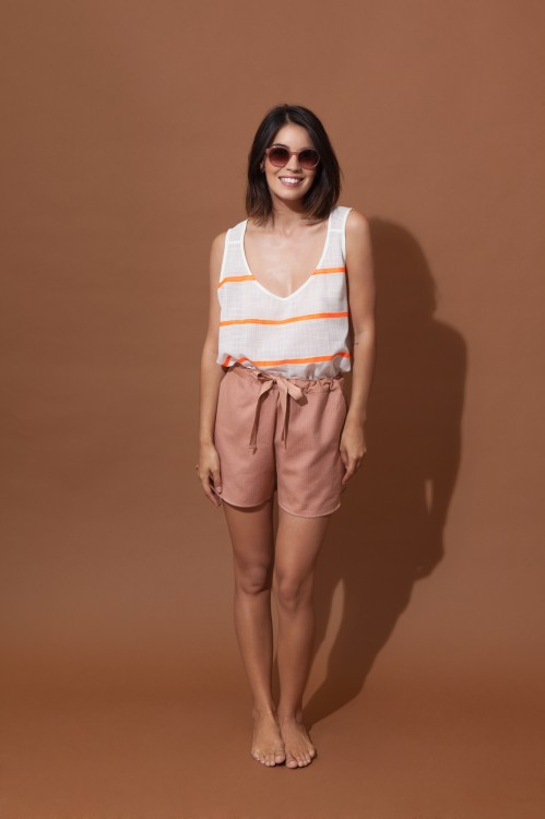 Short MAURICE Uni Blush
