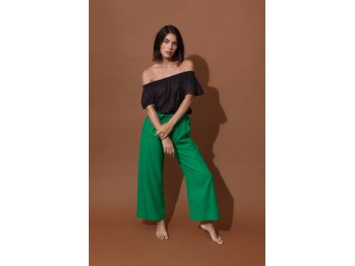 COMORE GREEN TROUSERS