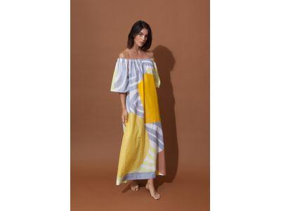 PALAO ODYSSEY SUN DRESS