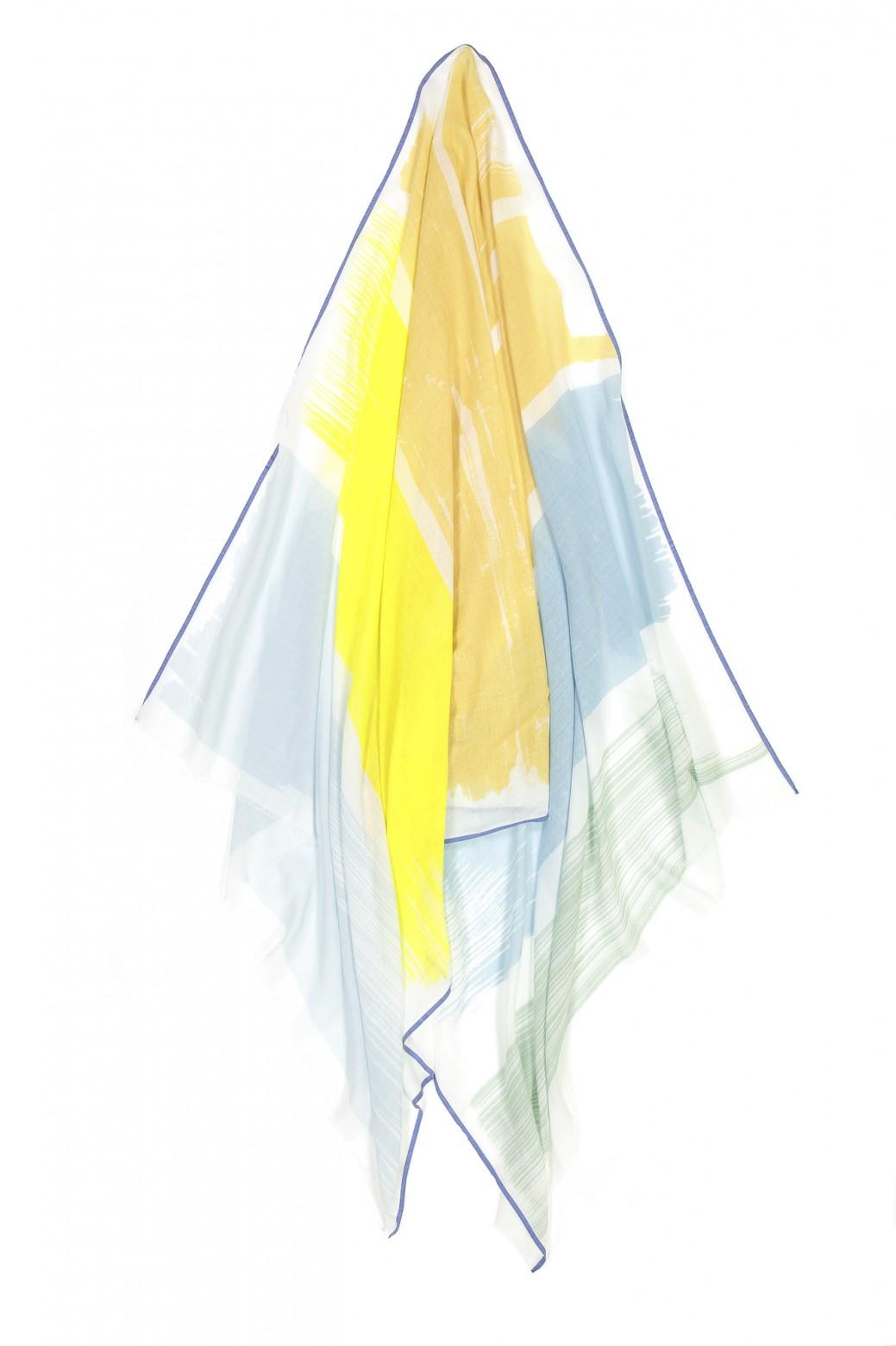 Foulard GOUACHE Opale