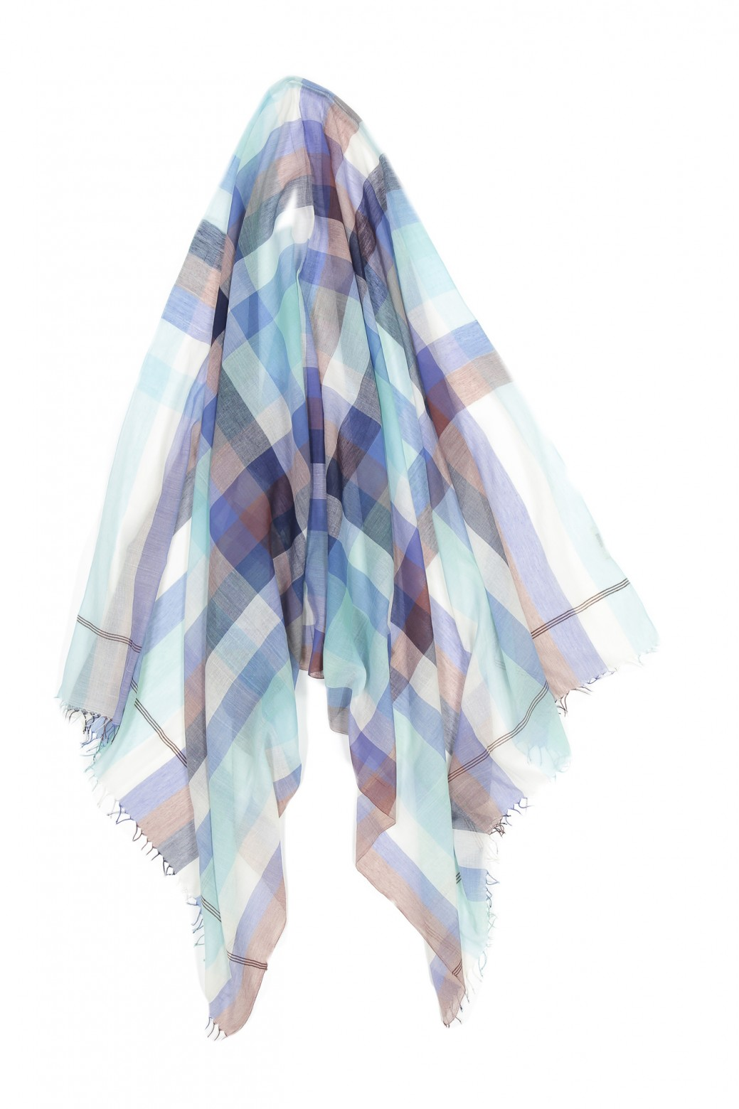 Foulard CHROMA Bleu