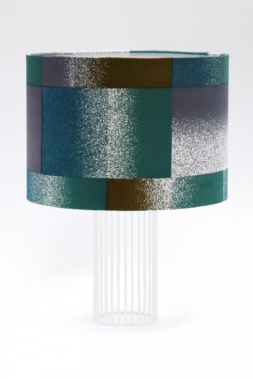 Lampe MAGIC MAPOESIE Kaki