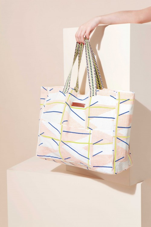 MIAMI FLUO PINK BAG