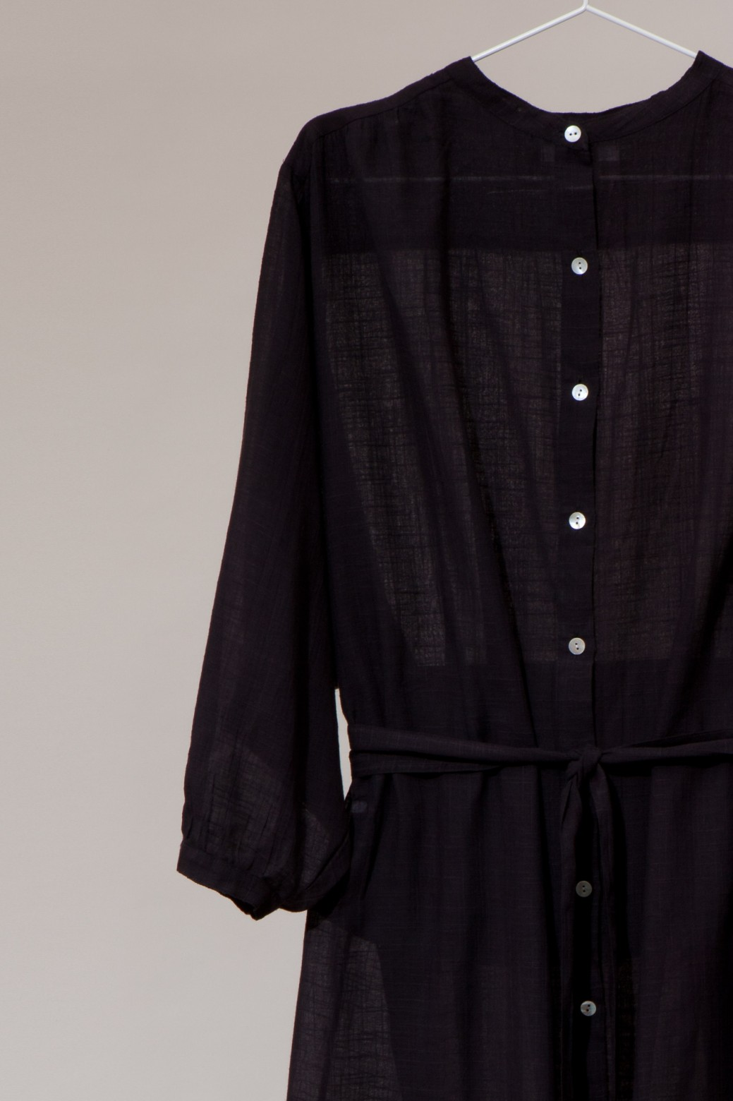 Robe EULALIE Uni Noir