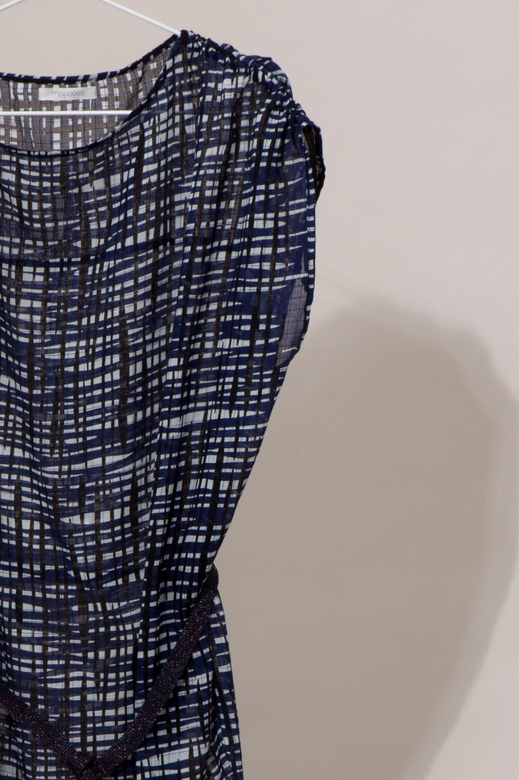 DADA RETRO NAVY DRESS
