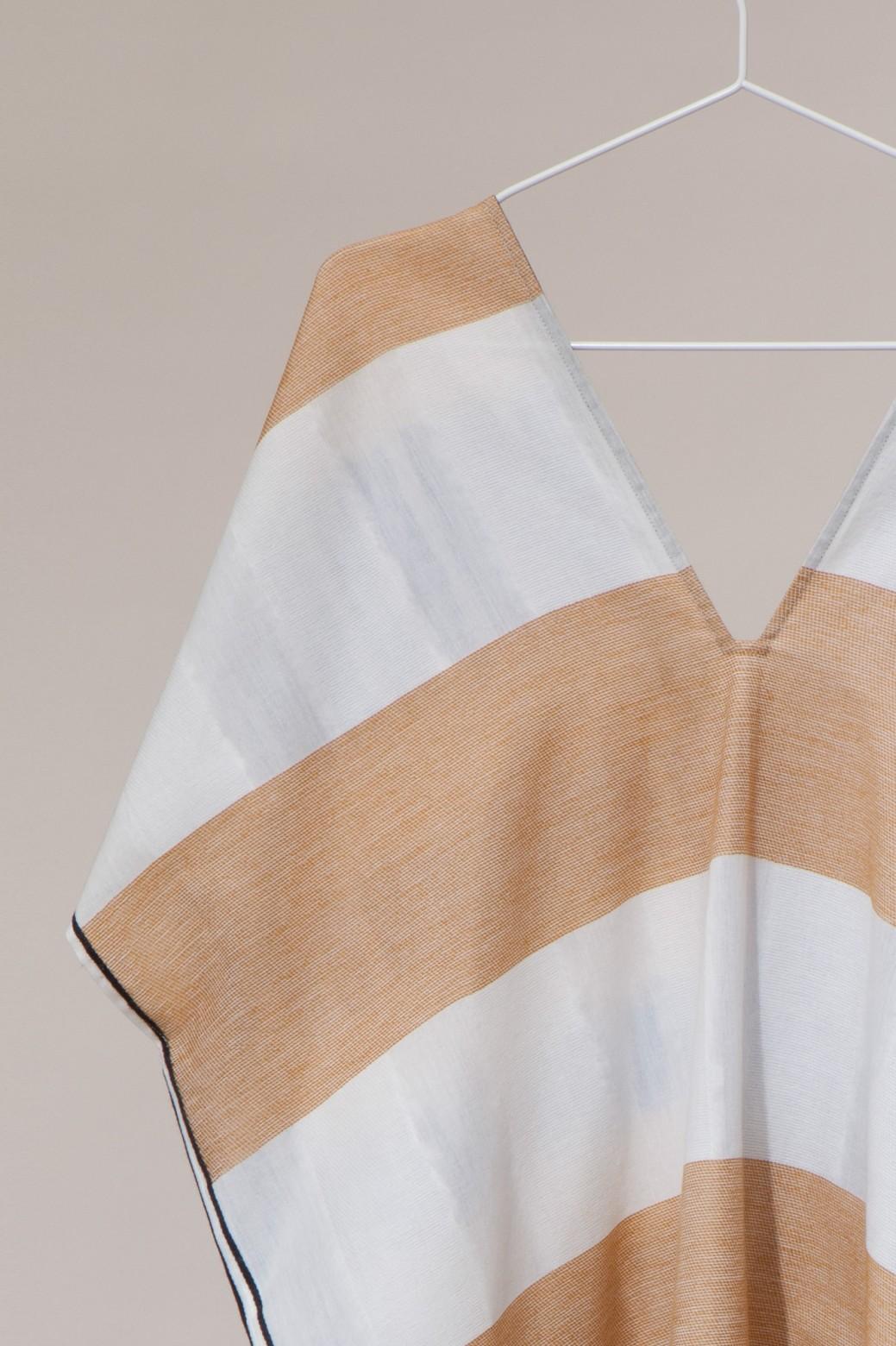 Robe ARP MAPOESIE Ocre
