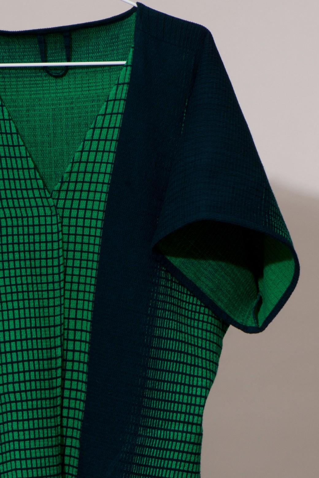 Kimono PROSE Vert fluo