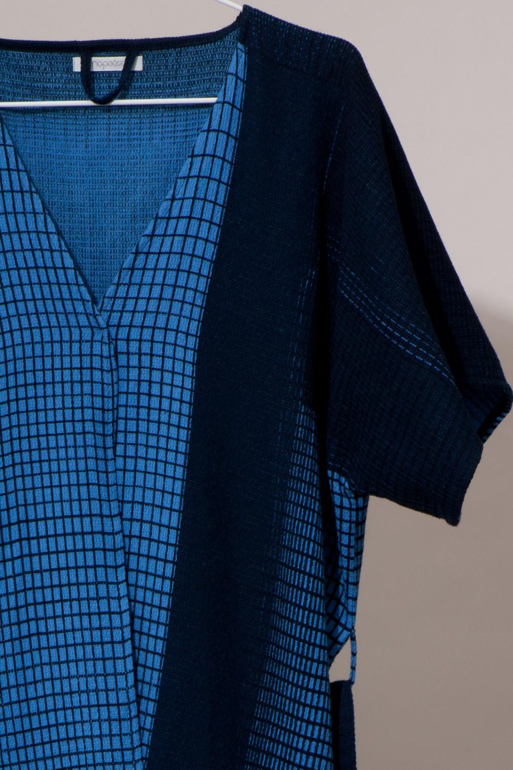 Kimono PROSE MAPOESIE Bleu
