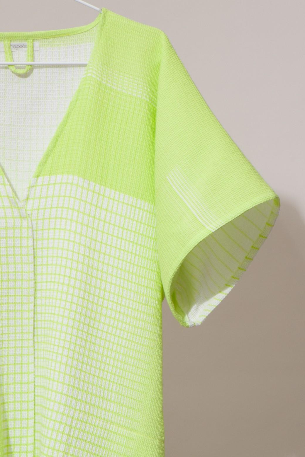 Kimono PROSE MAPOESIE Lime