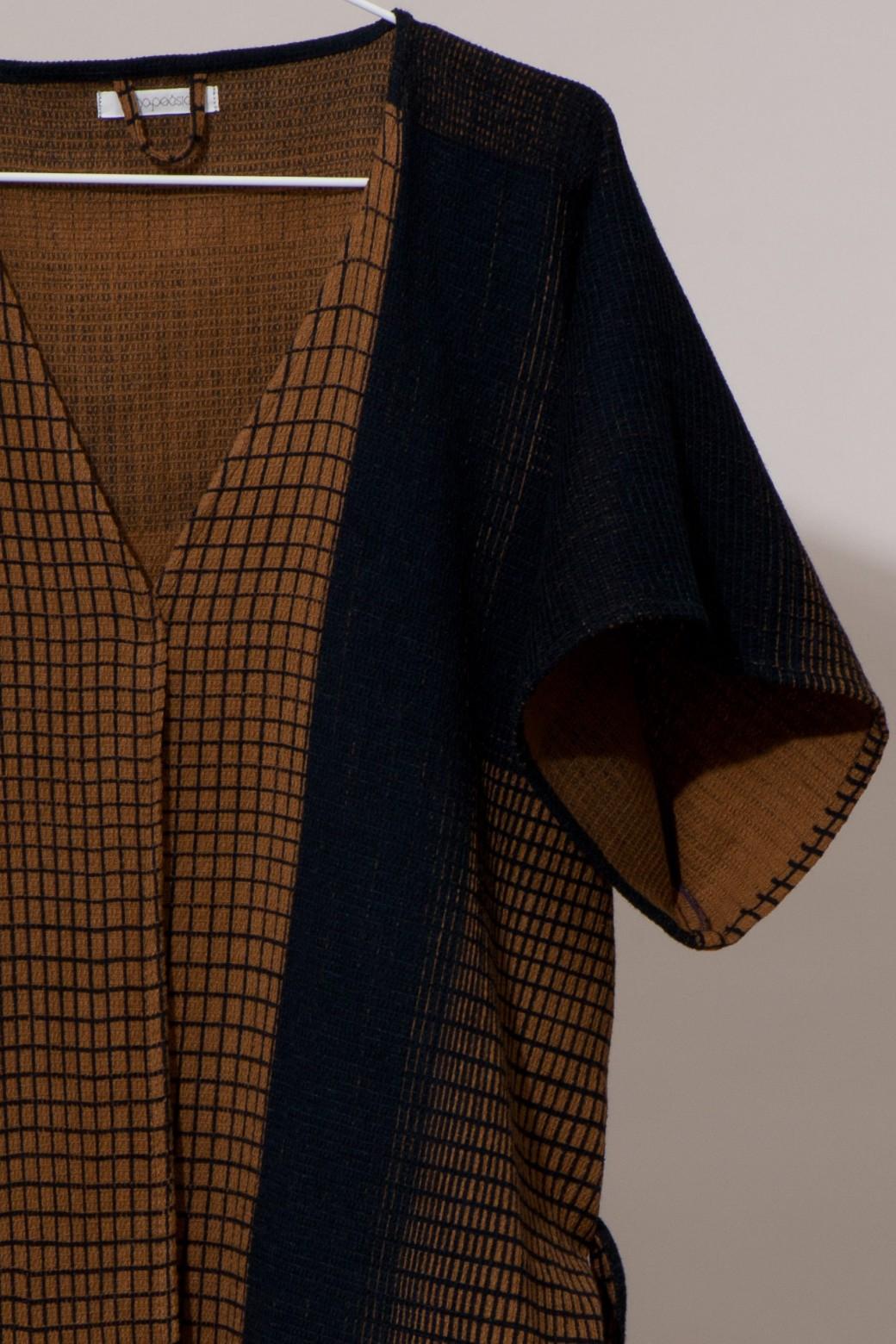 Kimono PROSE MAPOESIE Kaki