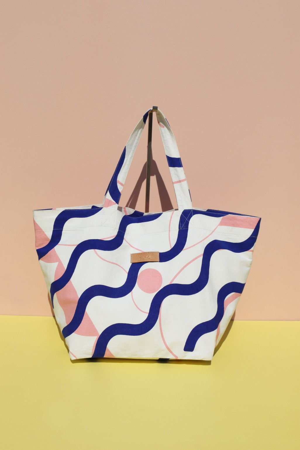 VAGUES BLUE BAG