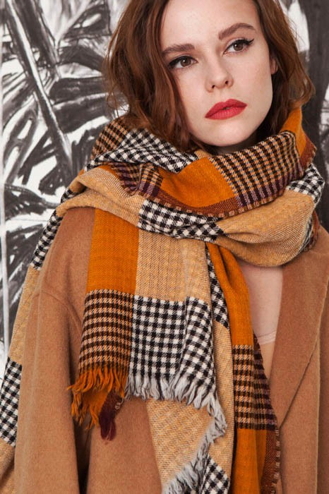 CANOPE ROUX SCARF