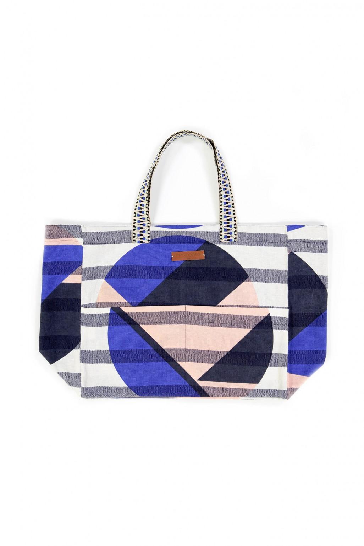 COCONUT BLUE BAG
