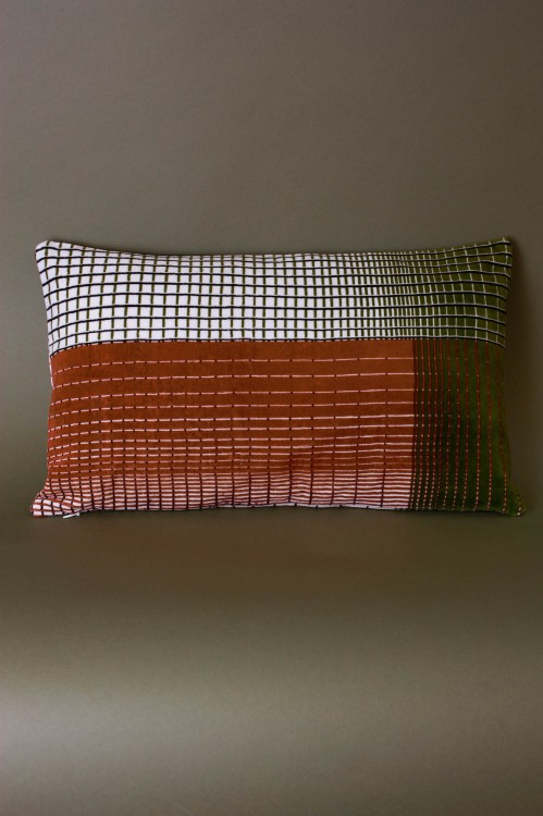 Yvonne Amber Cushion Cover