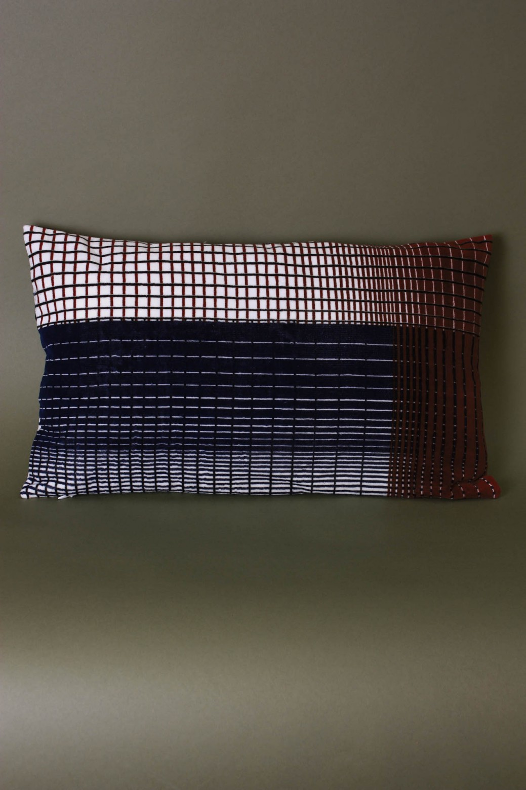 Yvonne Marine Cushion Cover