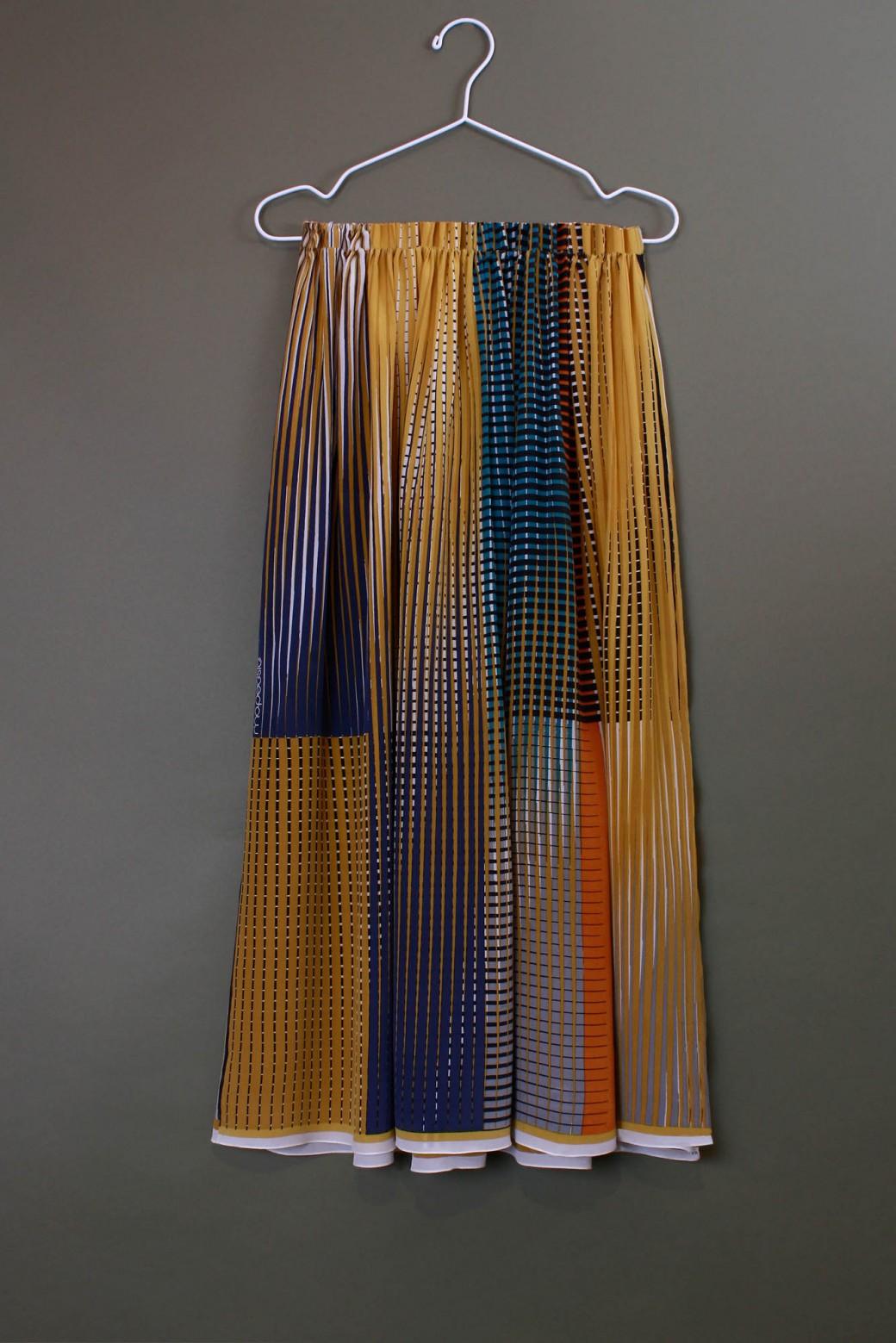 Roméo Sulphur Skirt