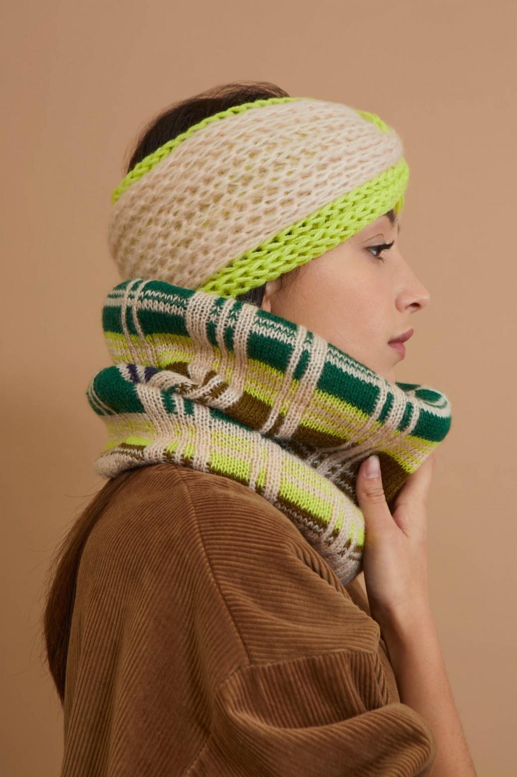 Ava Lime Headband