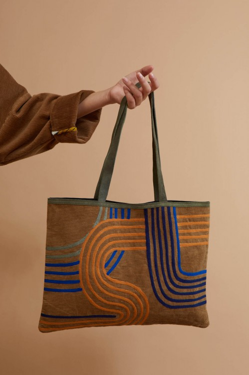 Zen Khaki Bag
