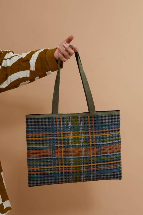 Eddy Grey Bag