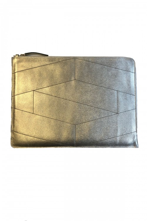 ROSALIE GOLD LAPTOP SLEEVE