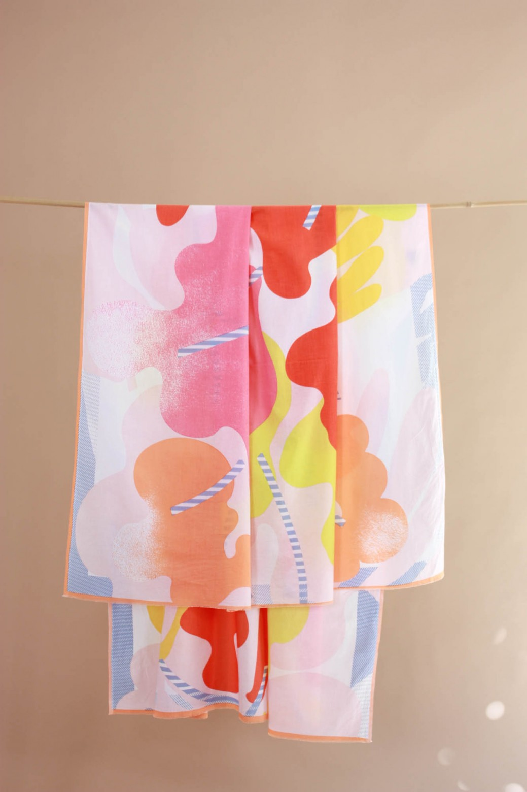 Flore Candy Scarf