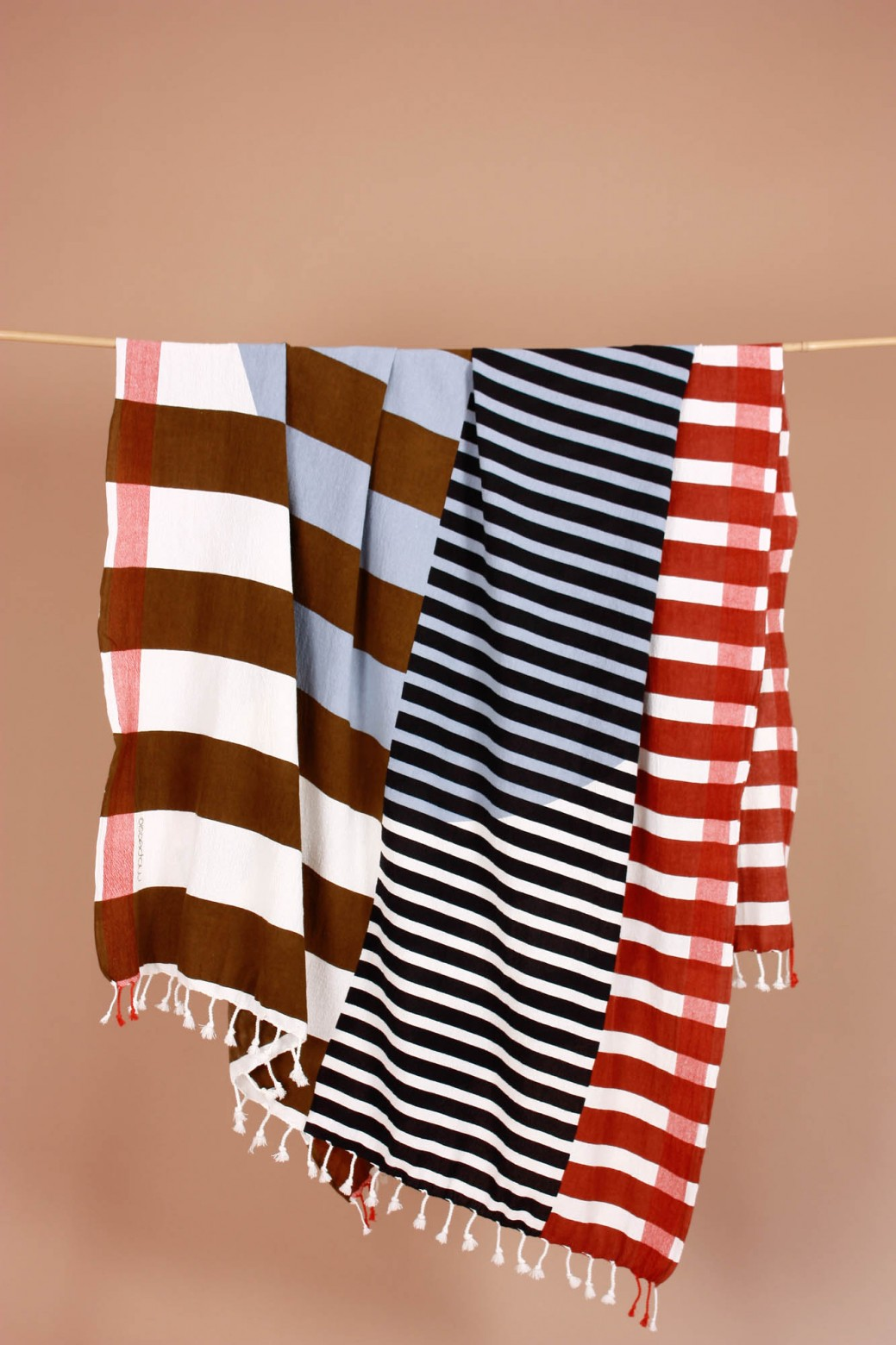 Sol Khaki Beach Towel