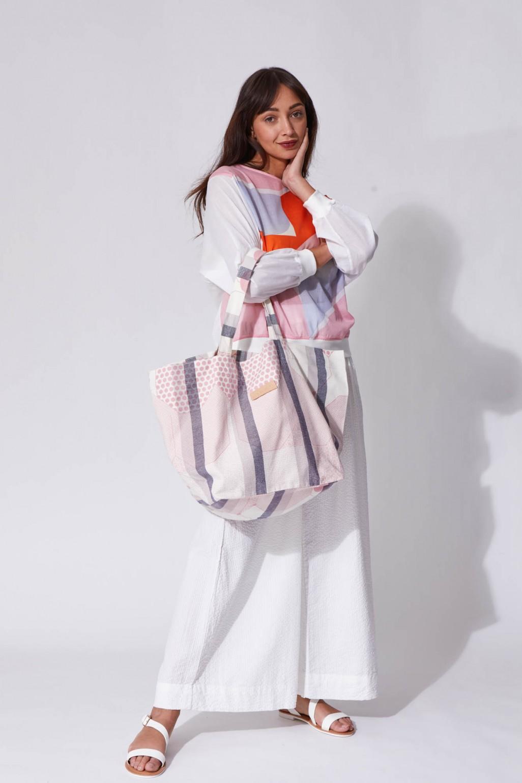 Miroir Pink Soft Bag