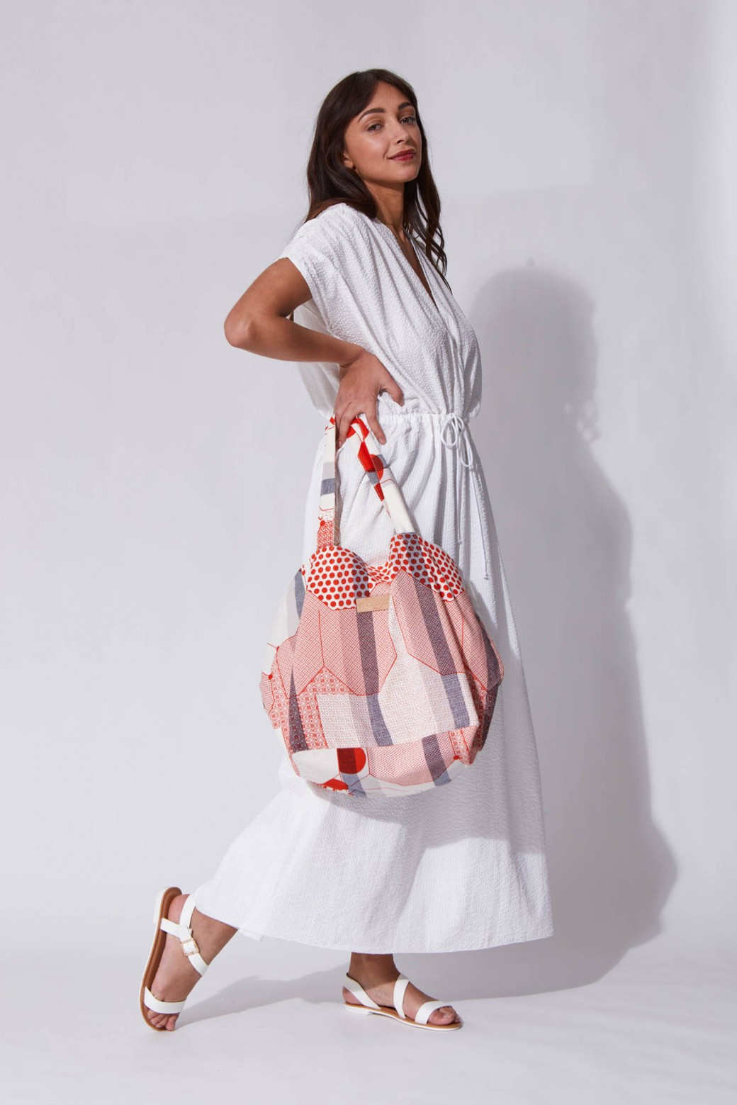 Miroir Orange Soft Bag