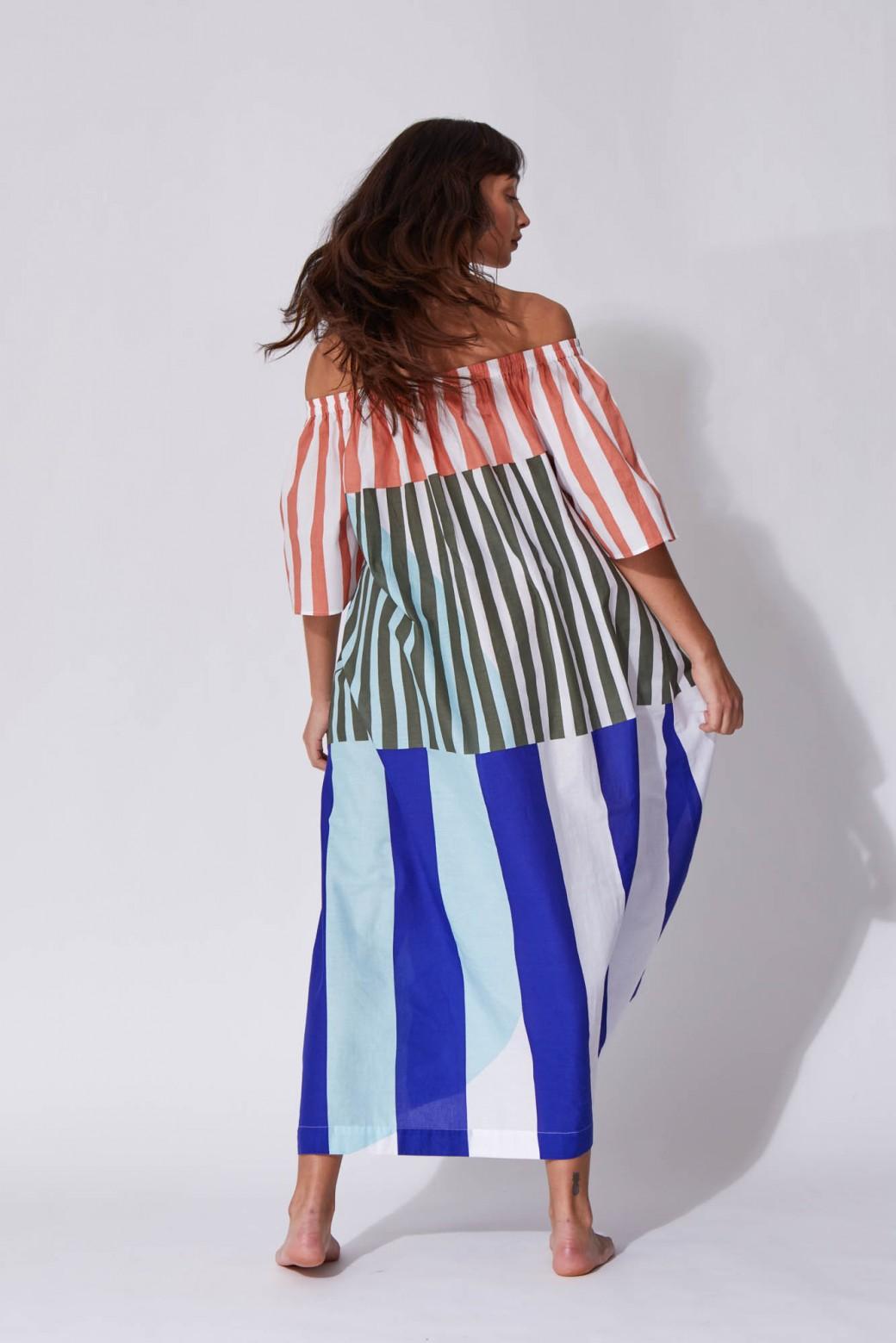 Palao Sol Ultraviolet Dress