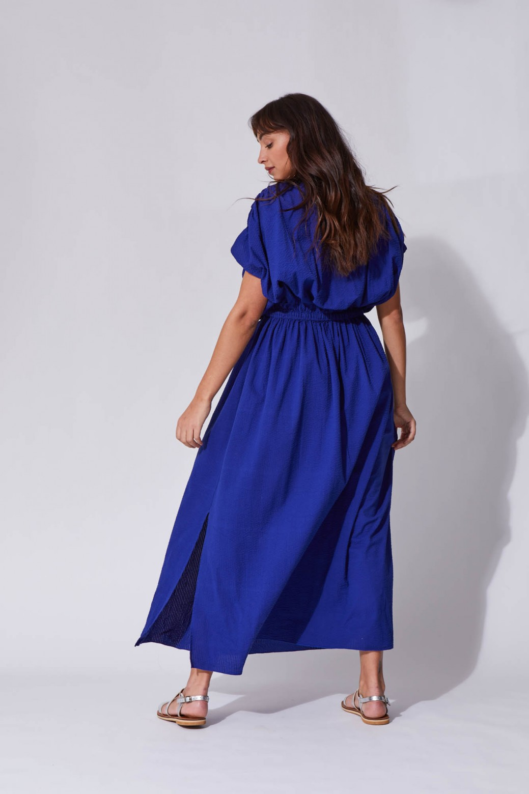 Greta Electric Dress