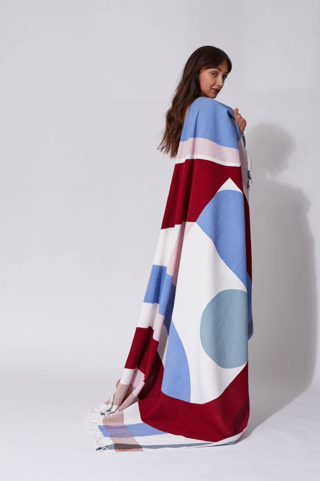 Vision Pastel Beach Towel