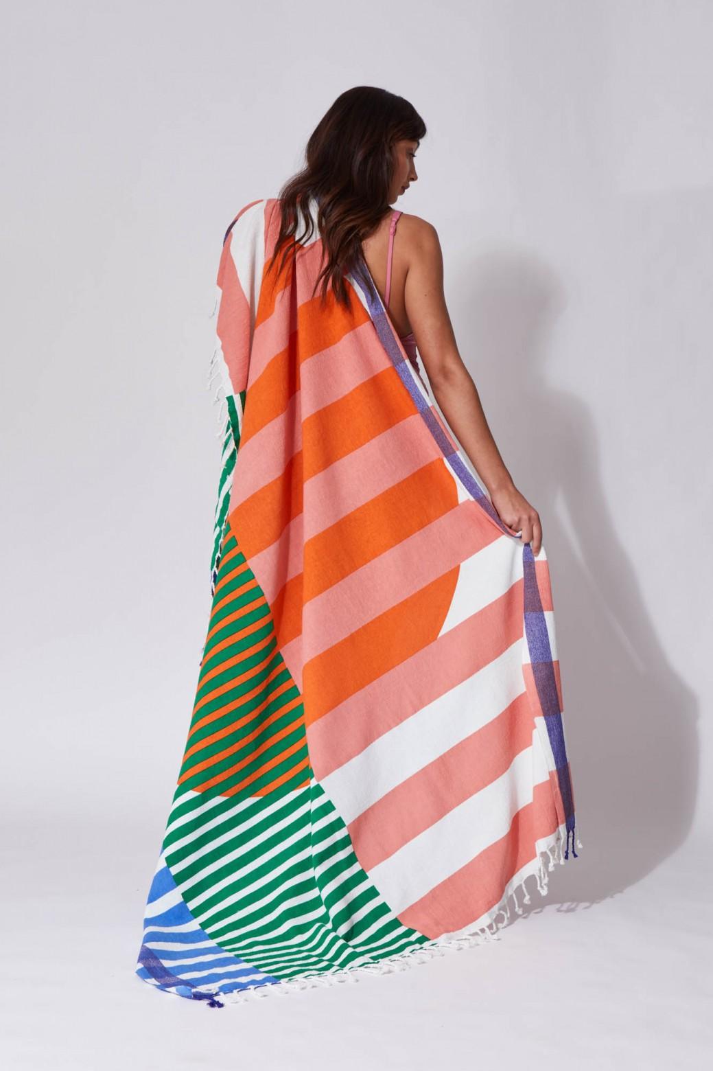 Sol Fruity Beach Towel