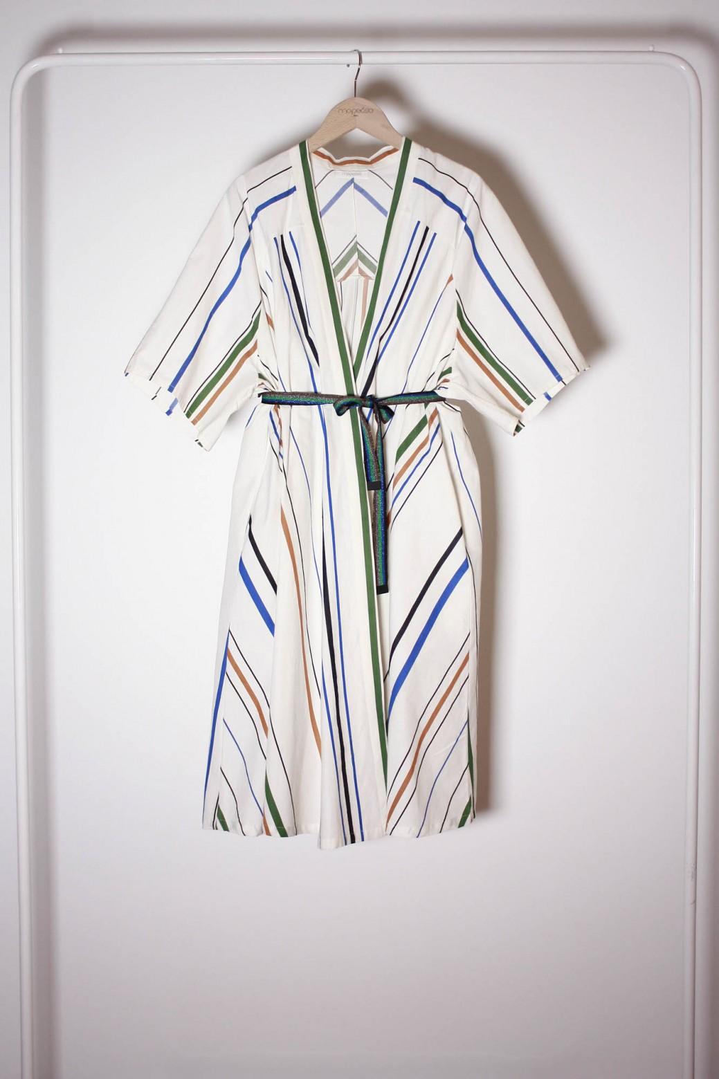 Leo White Dress