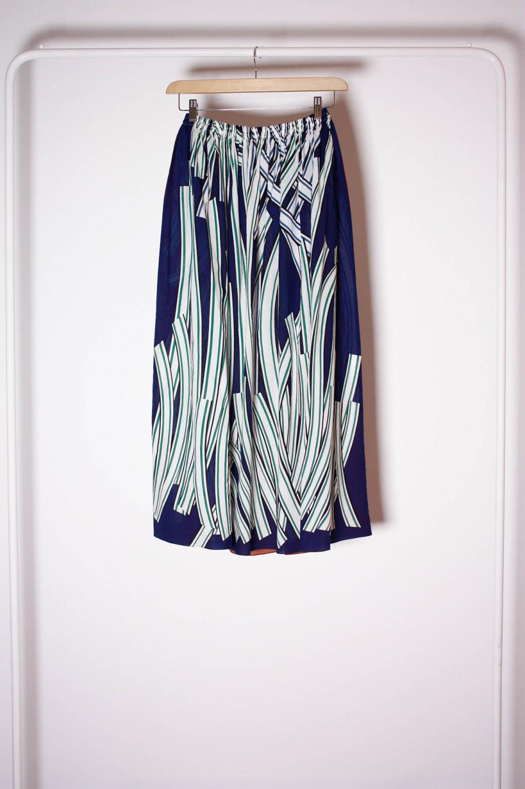 Romeo Hautes Herbes Brown Skirt