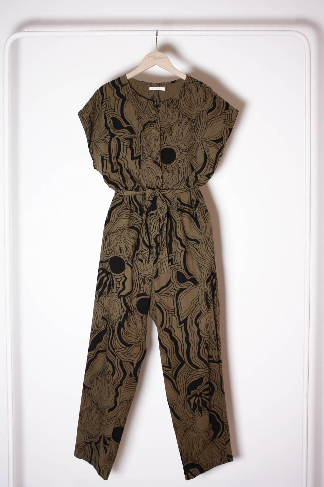 Messina Khaki Dress